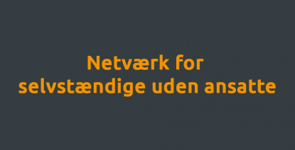 Netværk for selvstændige uden ansatte