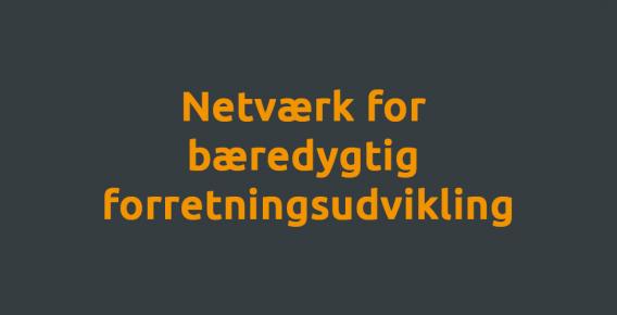 Netværk for bæredygtig forretningsudvikling
