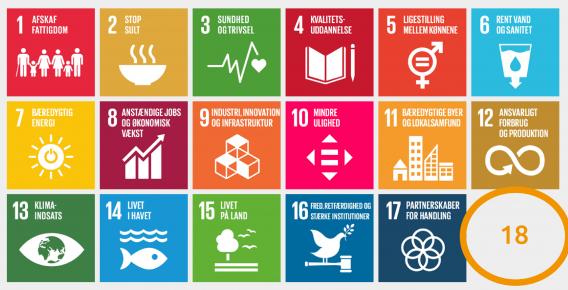 FN's 18. mål Fynsk Erhverv