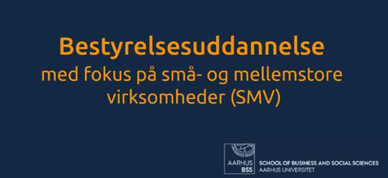Bestyrelsesudannelse Aasrhus BSS Fynsk Erhverv