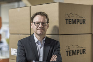 Kasper Lundgaard Sørensen, adm dir Tempur